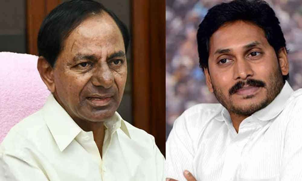 KCR, KTR extend wishes to YS Jagan for landslide victory in AP elections