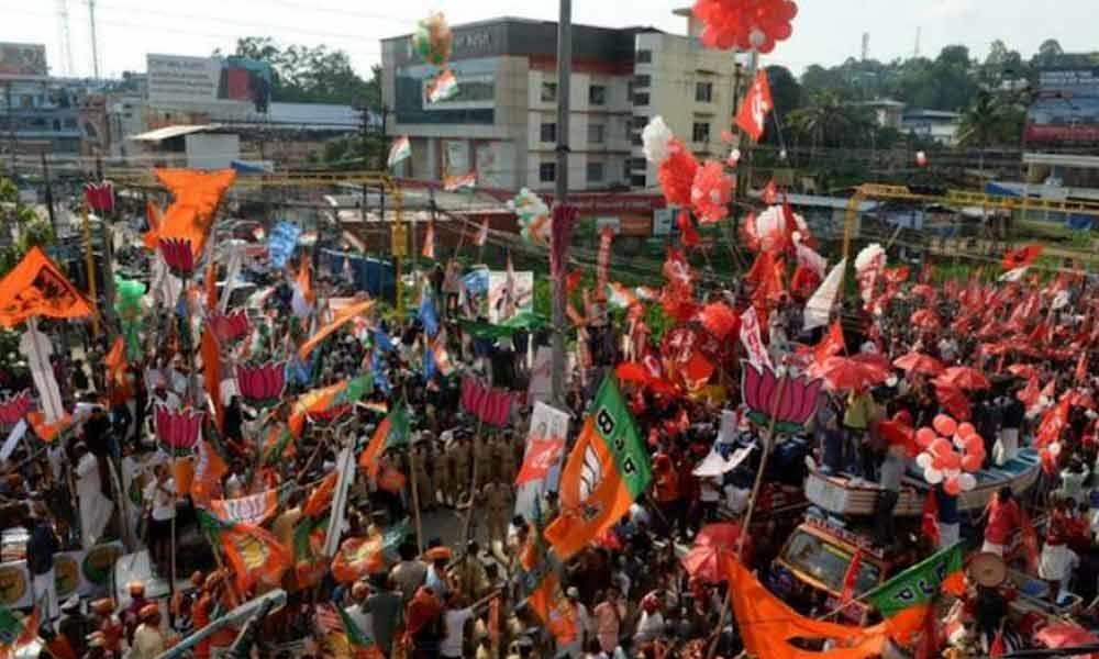 NDA leading on 37 Lok Sabha seats in Bihar