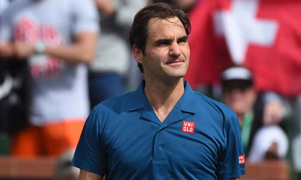 Anticipation grows ahead of Roger Federer