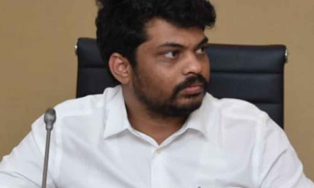Minister Kidari Sravan Kumar  gets less votes than Nota