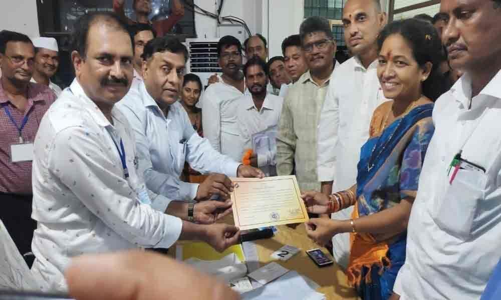 YSRCP wins 8 seats out of 10 in Srikakulam