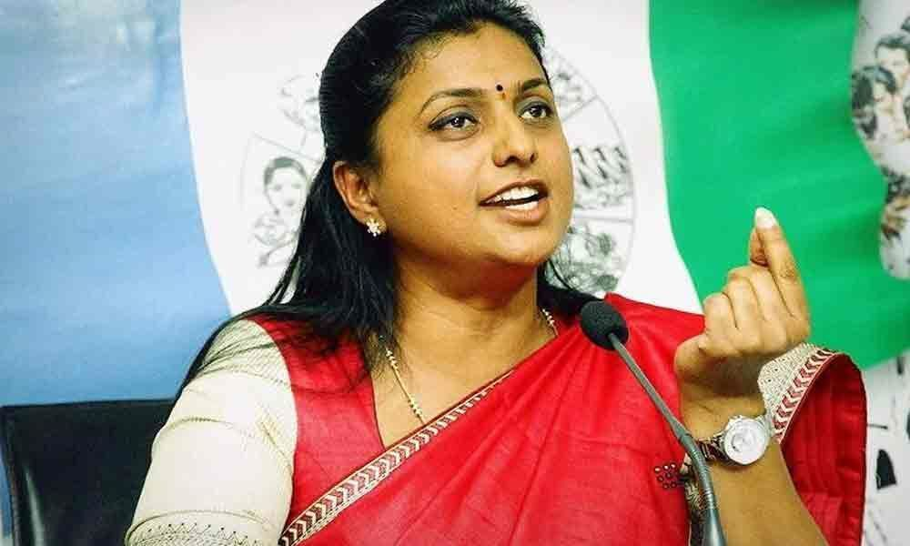 Roja, only woman candidate to emerge victorious in district
