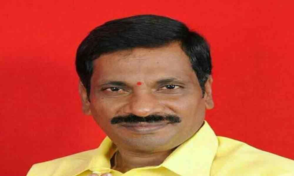 Narasimha Yadav resigns from TUDA chief post