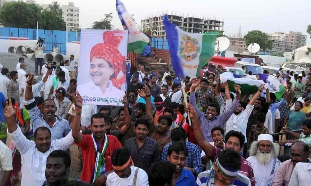 YSRCP reigns supreme in Krishna district