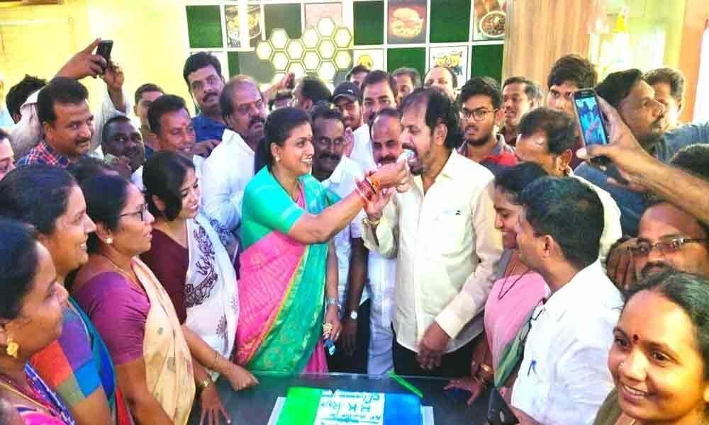 TDP suffers worst ever defeat in Chandrababu Naidu
