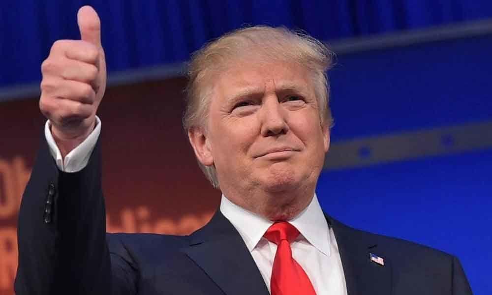Trump congratulates Modi over election victory