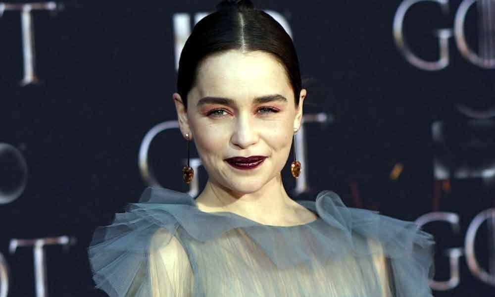 Emilia Clarke turned down