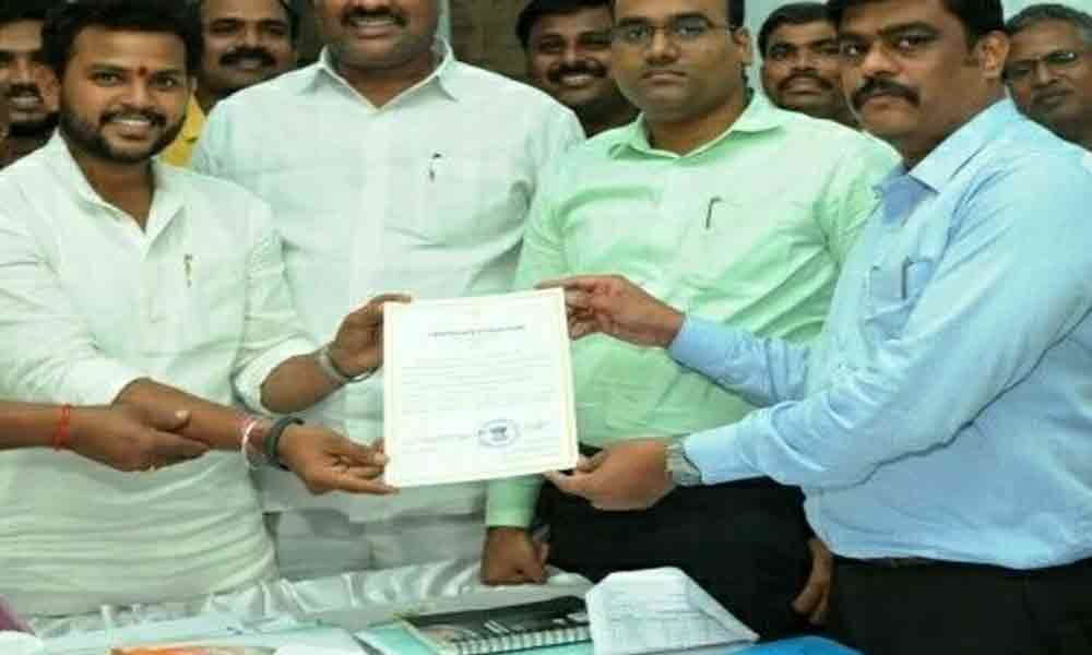 Rammohan Naidu wins as MP for second time