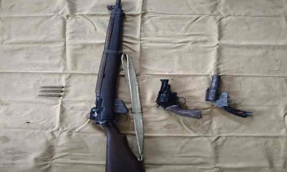 3 firearms, bullets seized: Kurnool SP