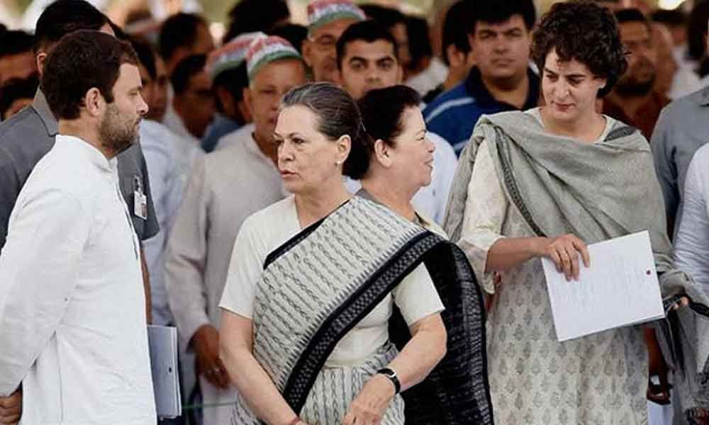 After humiliating defeat, Congress to discuss on poll debacle in CWC meet today