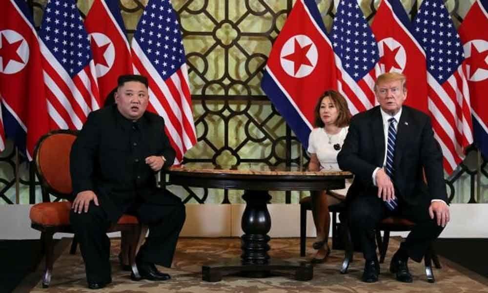 Doors remain open for North Korea to resume talks: US