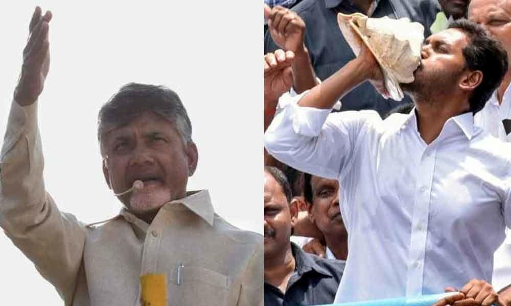 God has punished Chandrababu Naidu, says Jagan Mohan Reddy