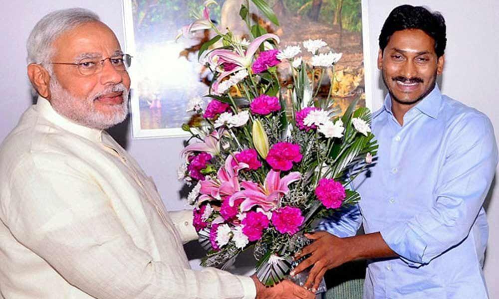Jagan to meet PM Modi in Delhi on May 26