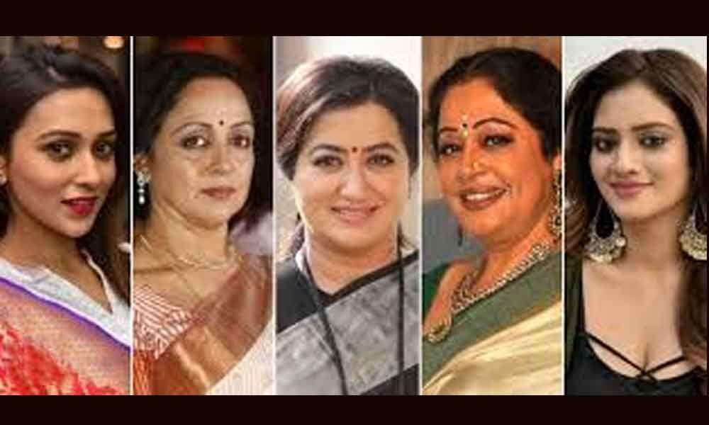 More women in LS, an appreciable trend