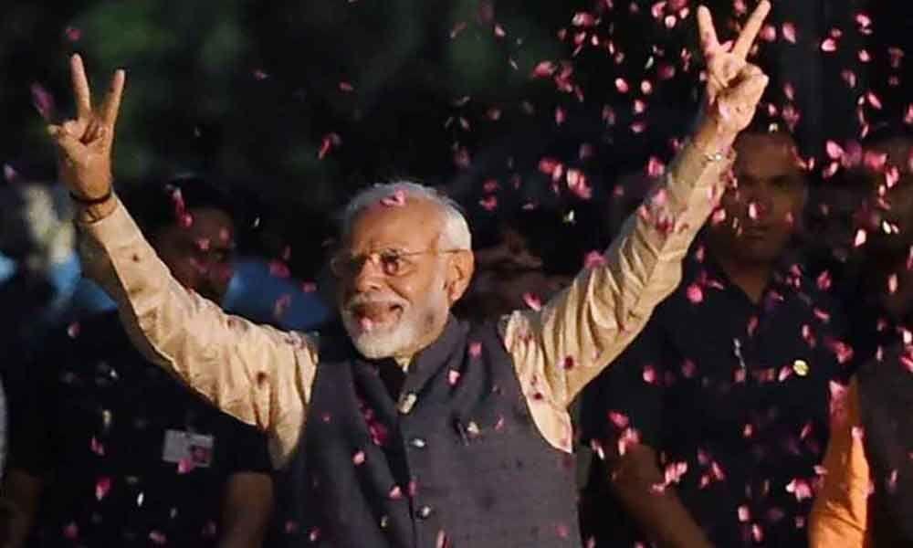 No leader like Modi