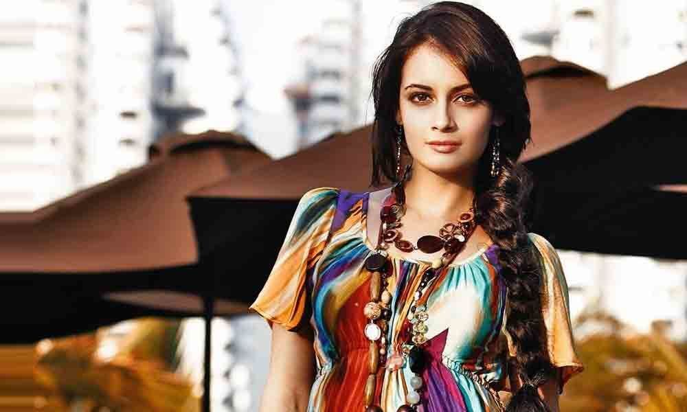 Mohit is a shy person: Dia