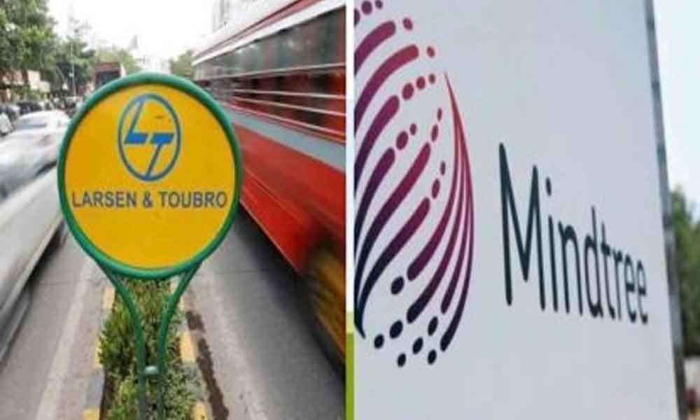 L&T picks up Mindtree shares worth Rs 316 cr between May 20-24