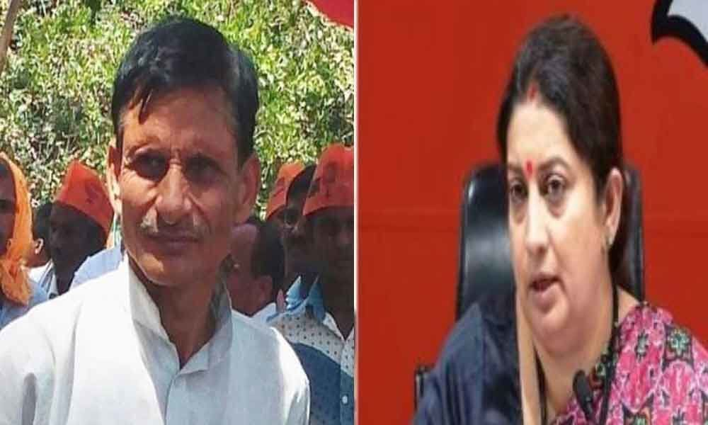 Suspects in murder of Smriti Iranis aide held by police in Amethi