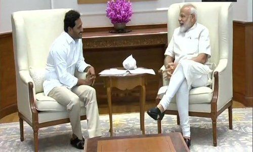 Live Updates: Will keep reminding PM Modi of special status to Andhra, says YS Jaganmohan Reddy
