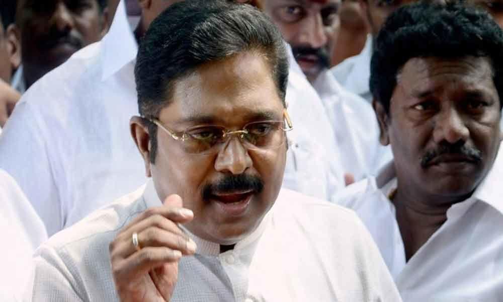 Dhinakaran asks clarification from EC regarding non-registration of votes
