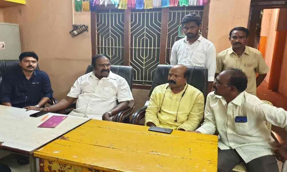 Prepare action plan to contest union elections: Ganni