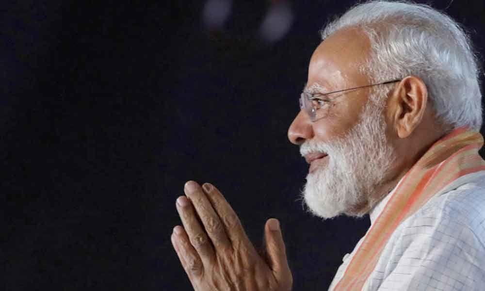 Modi should get back to business asap