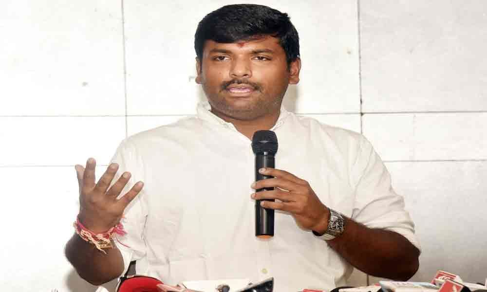 Gudivada thanks voters for reposing faith in him