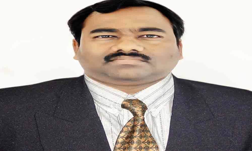 Prof Virendra Kumar Varma of MITS selected for research in Japan
