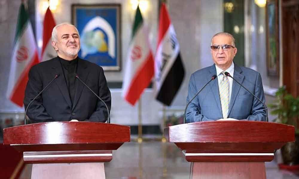 Iraq wants to be peacemaker as Washington-Tehran feud heats up