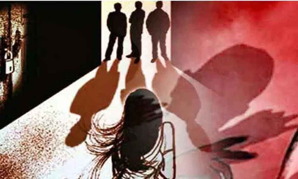 Deaf and mute girl gang raped by 3 men in UP