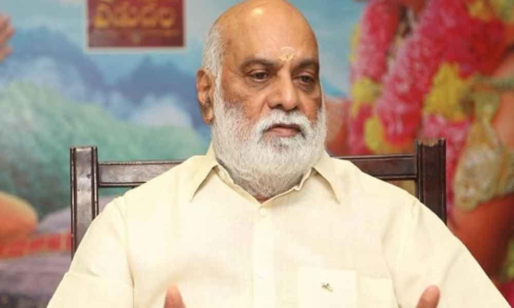 Director Raghavendra Rao resigns to SVBC Chairman post
