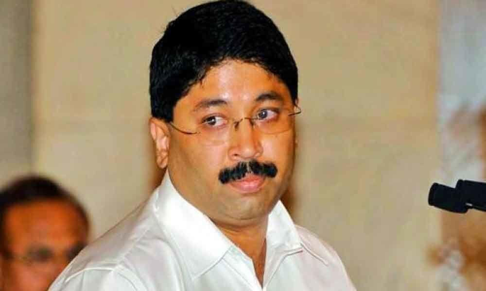 DMK leader Dayanidhi Maran meets MKK president, expresses thanks