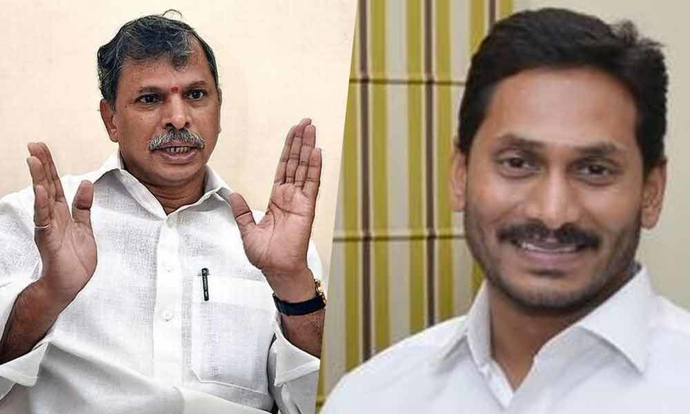 YSR Congress should take initiative for securing SCS- DCC president