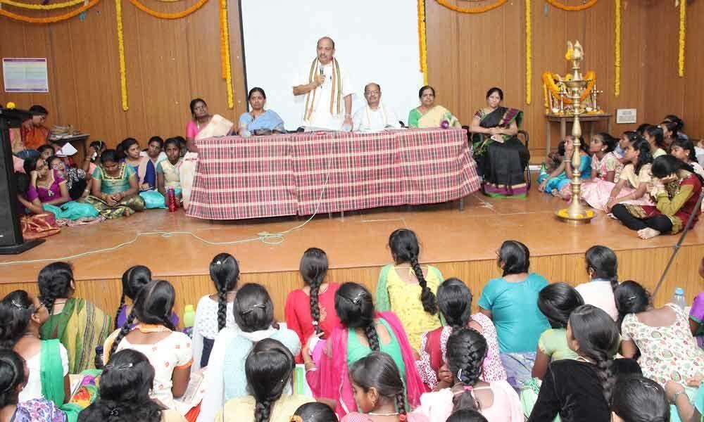 Subhapradham commences in Tirupati