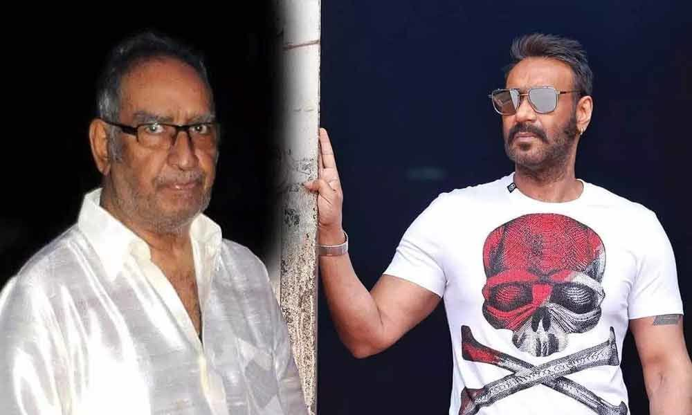 Bollywood comes together to mourn the loss of Ajay Devgns father