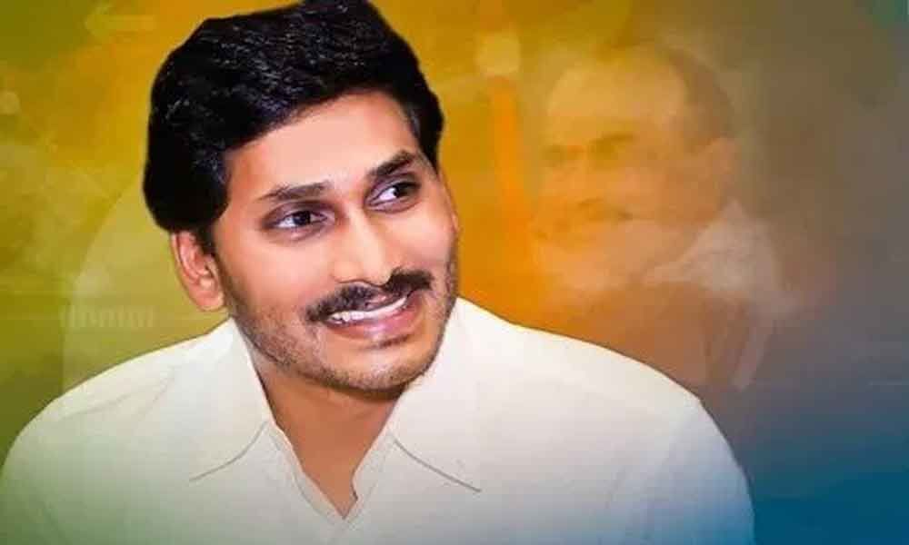 Hard work pays off for Jagan