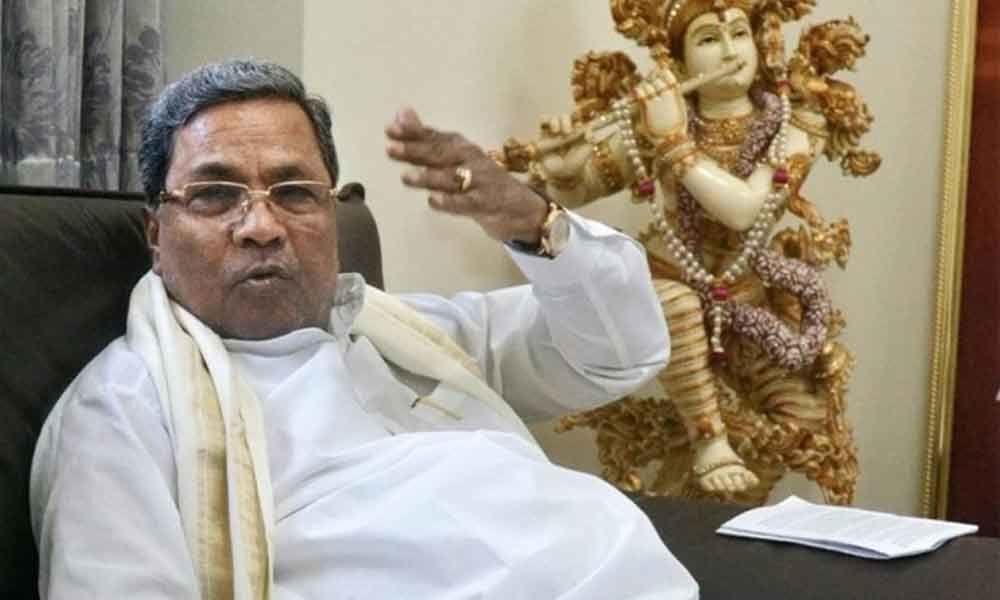 Siddaramaiah says Karnataka coalition strong, dismisses Yeddyurappas claim