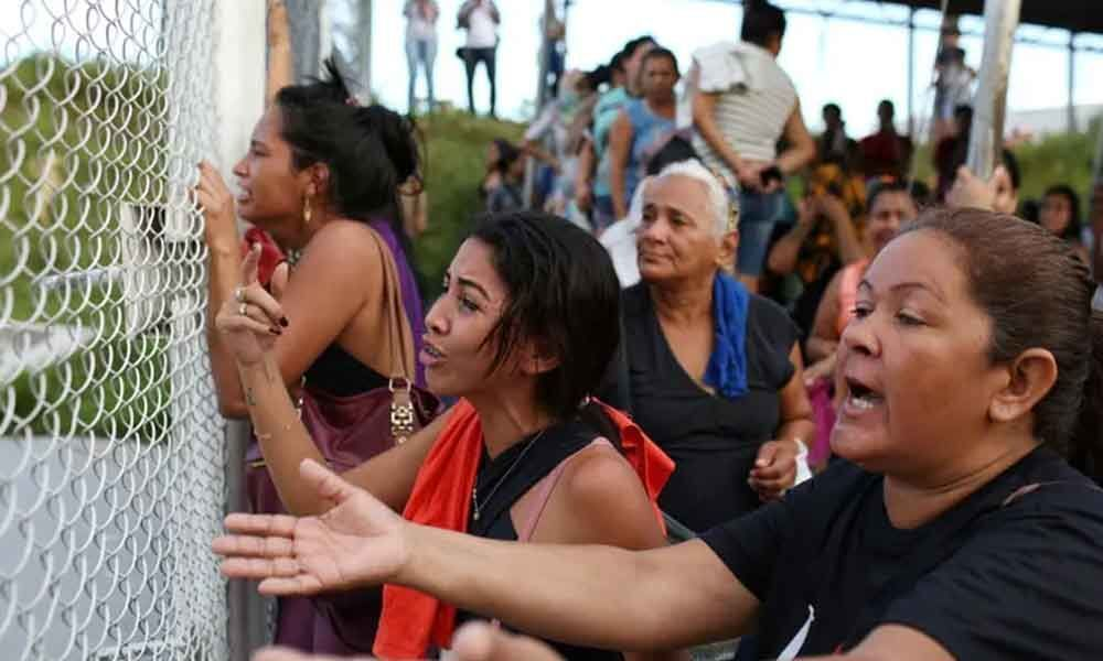 4 Prison clashes in Brazil leave 42 dead: Official