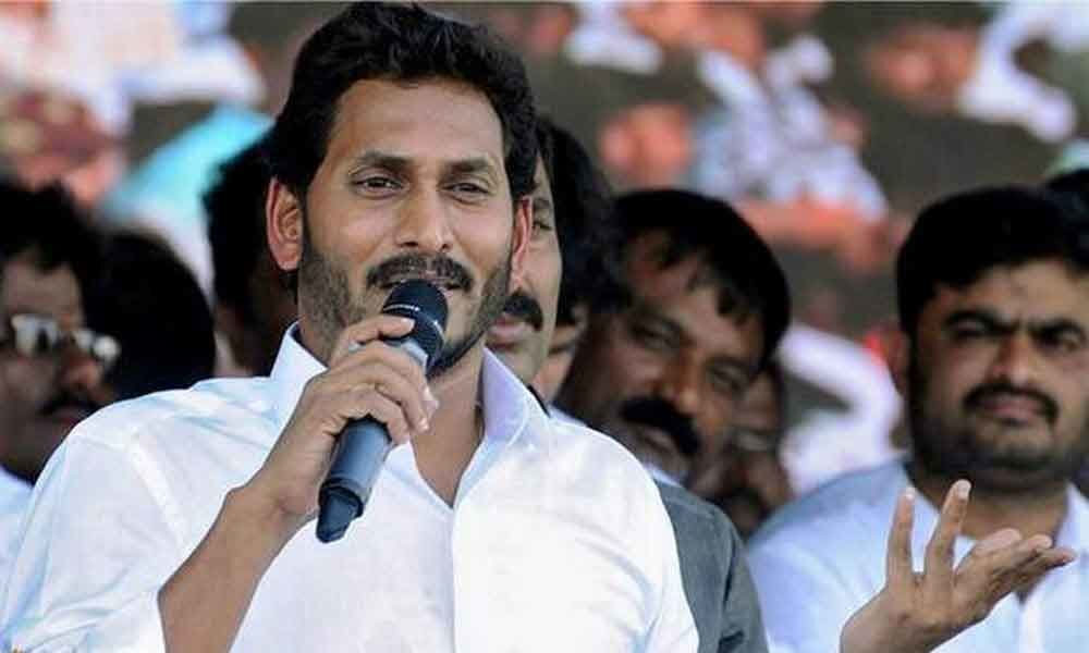 YS Jagan to visit Kadapa district on 29 May
