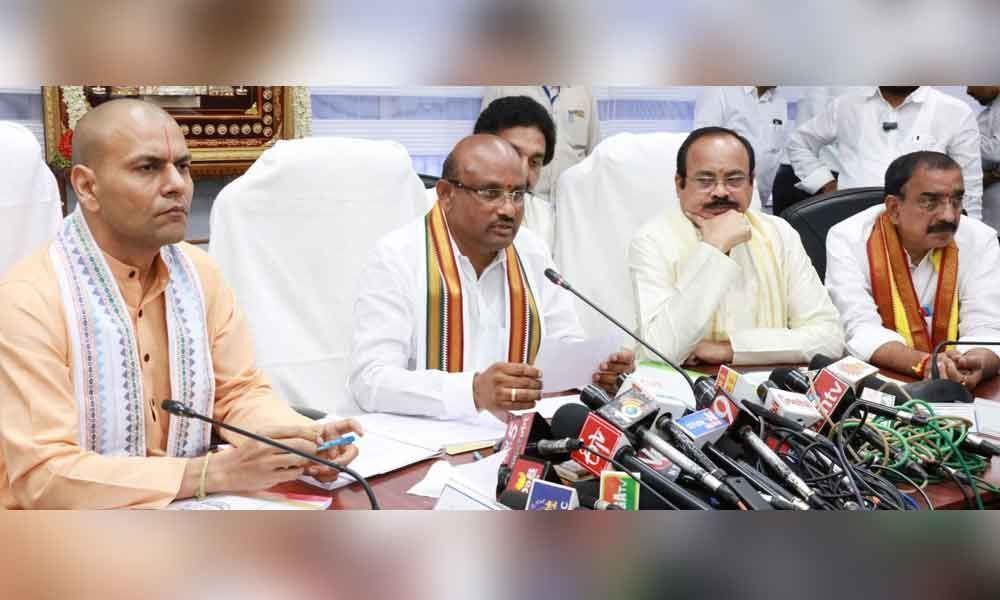 TDP defeat impacts on TTD board meeting