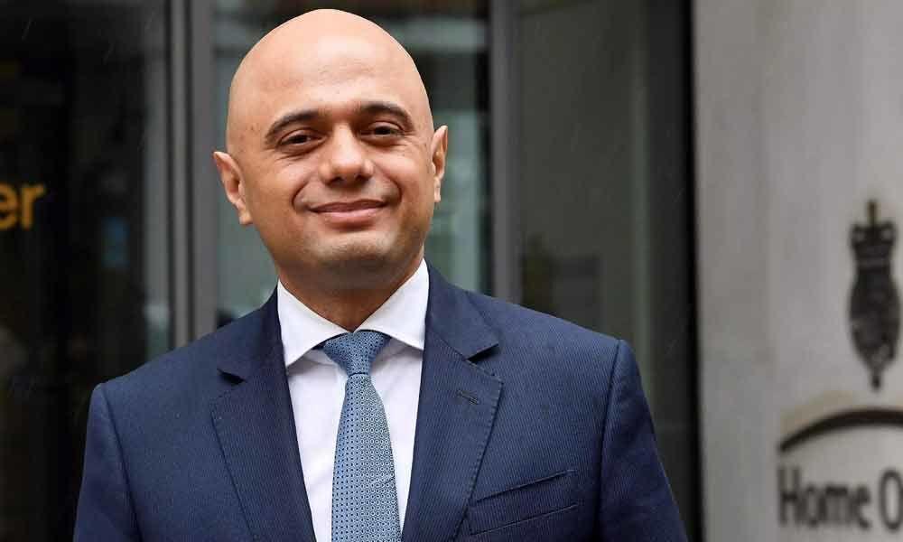 Pakistan-origin UK home secretary Sajid Javid joins race to become British PM