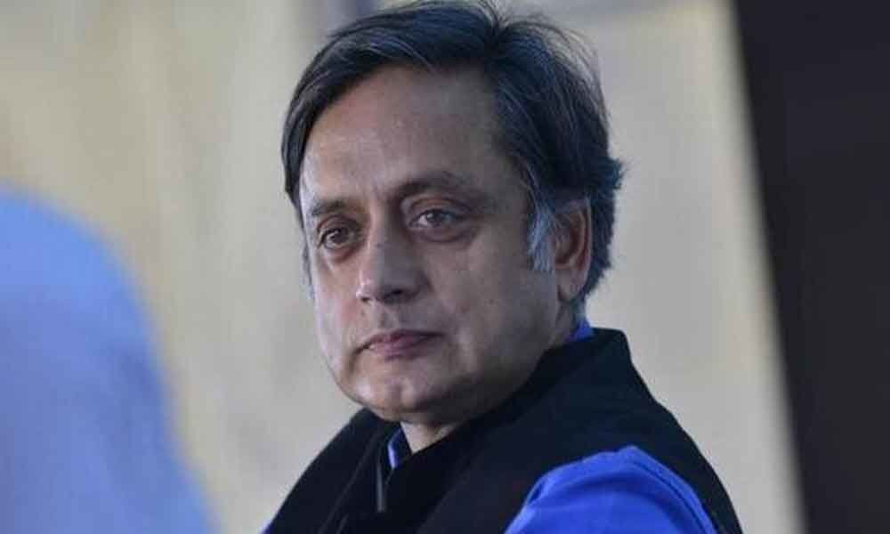 Ready to take job of Congress leader in Lok Sabha if offered: Shashi Tharoor