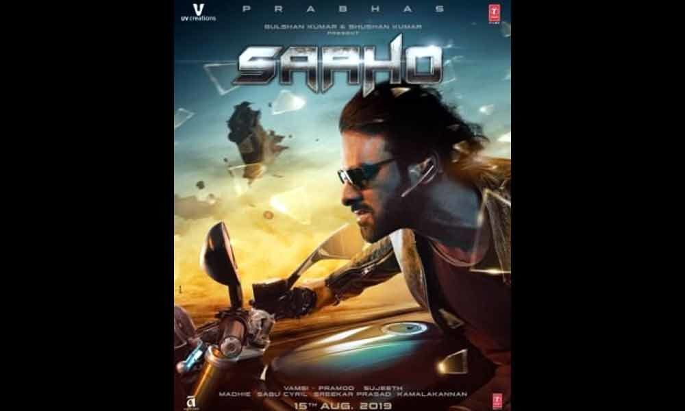 ​Shraddha Kapoor Unveils Sahoo Poster And Release Date
