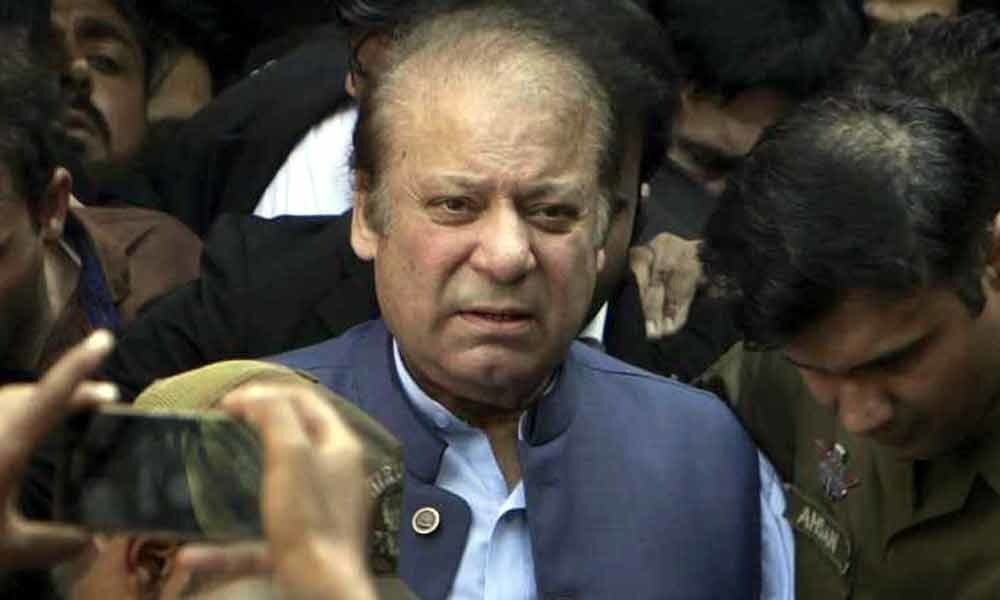 Nawaz Sharif quizzed in jail by Pakistans anti-graft body over illegal purchase of bulletproof vehicles
