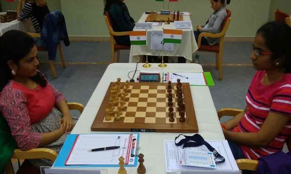 Selection trials for chess tourney on June 2