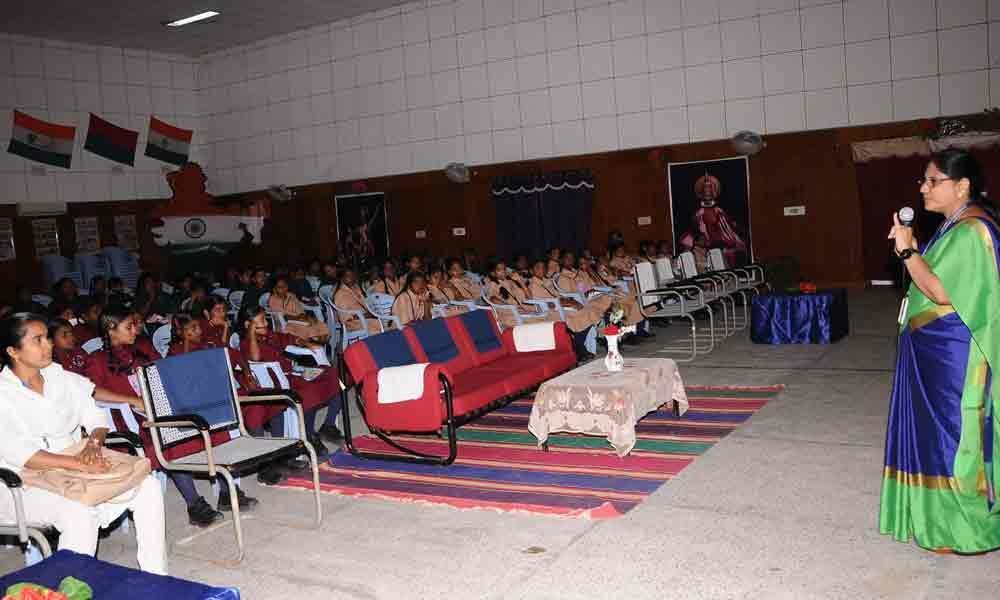 NTPC conducts training programme for school girls