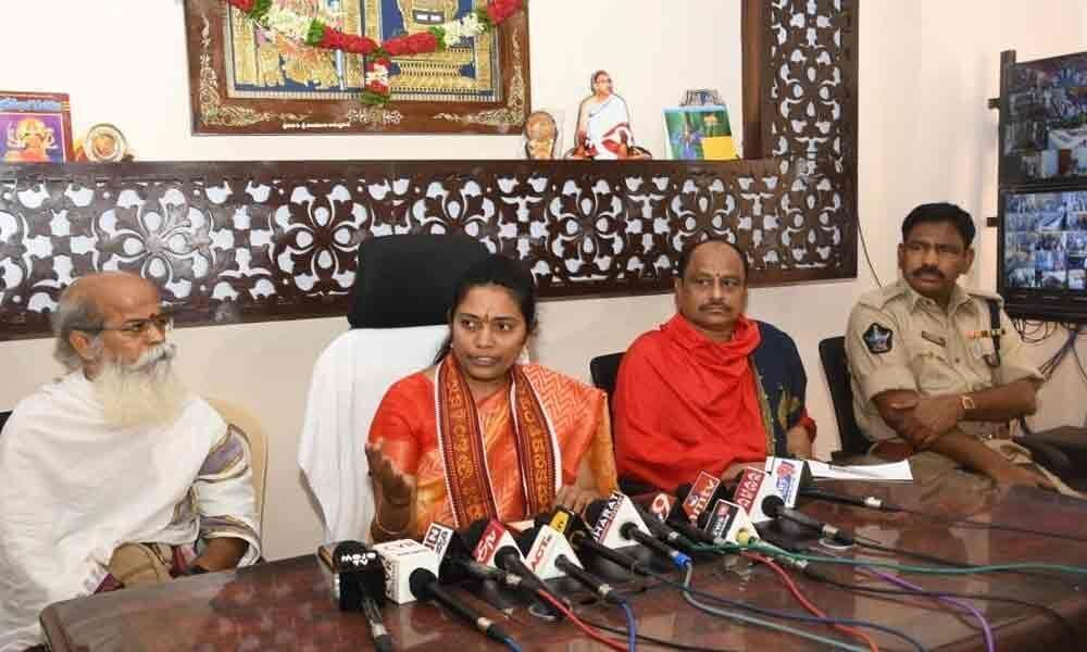 Annavaram temple too to introduce dress code