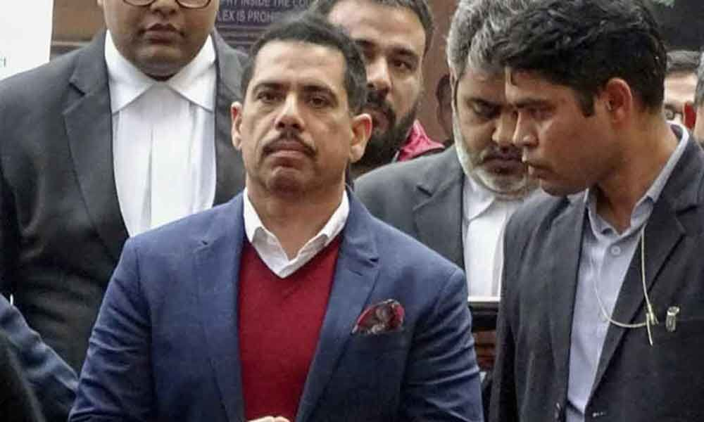 Overseas assets case: Vadra to appear before ED on Thursday