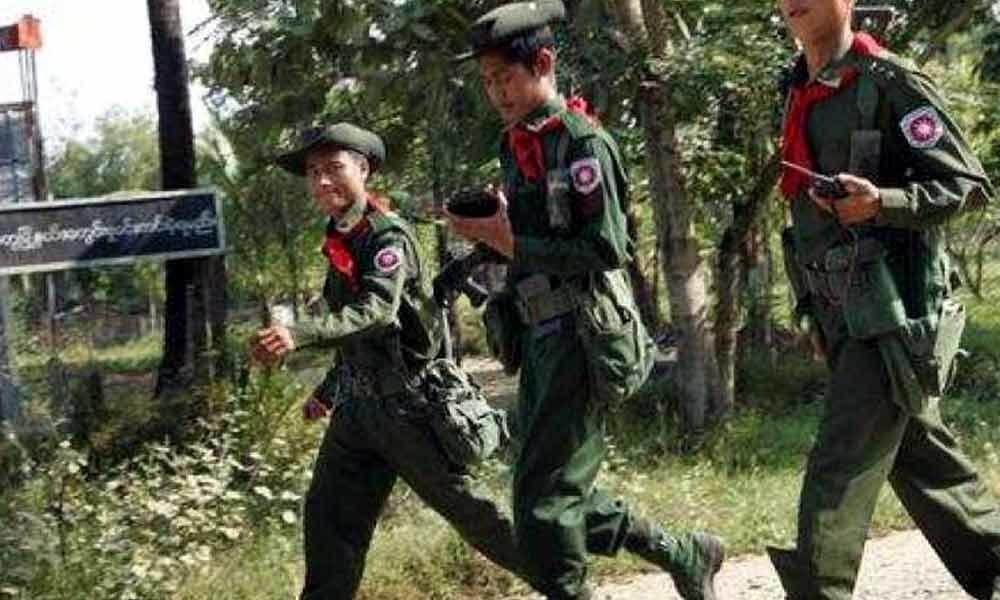 Myanmar Army committed genocide of minorities in Rakhine: Report