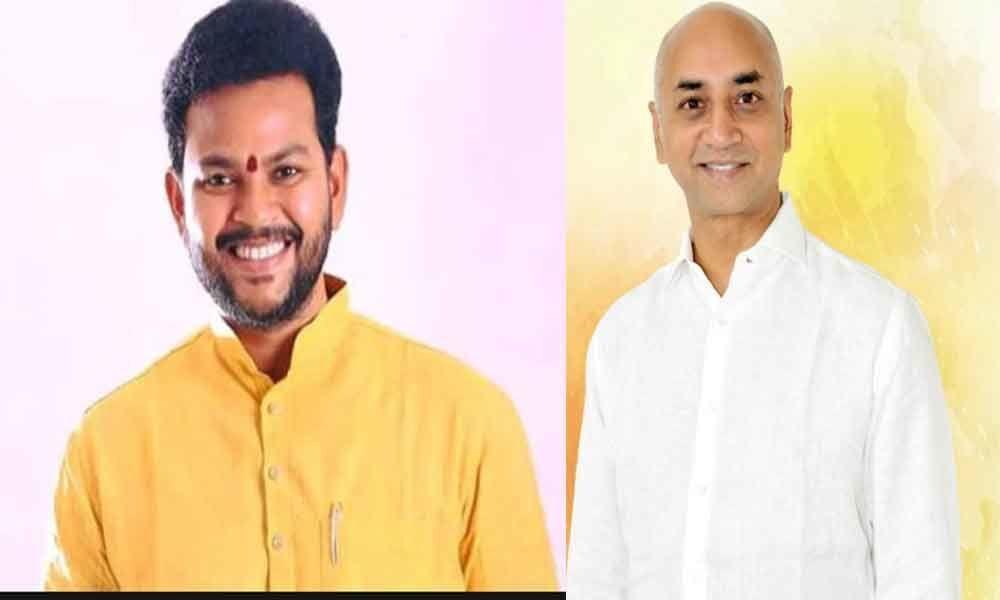 TDP MPs Rammohan Naidu, Galla Jayadev gets prominent post